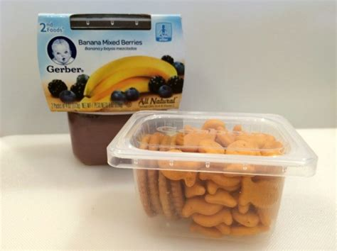 Plastik Snack Size L uses for plastic baby food containers thriftyfun
