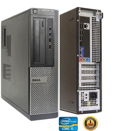 Cpu I5 Ram 8gb lot of 3 dell computer 390 i5 2400 desktop 3 10ghz