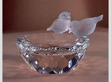 Swarovski SWAROVSKI BIRD BATH 010029 | Swarovski Crystal Groupings Of Animals