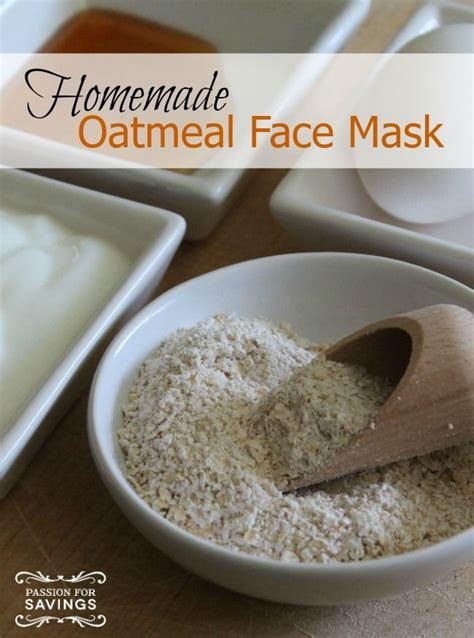 oatmeal mask diy 1000 ideas about oatmeal mask on masks mask diy and masks
