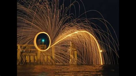 steel wool photography tutorial youtube