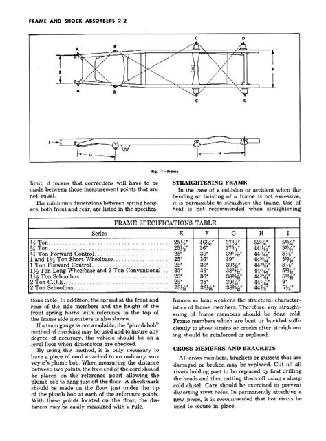 1948-51 Chevy Truck Shop Manual | Chevy truck and cars