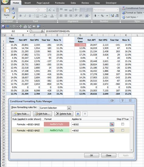 excel 2007 conditional format formula excel conditional formatting based off different column
