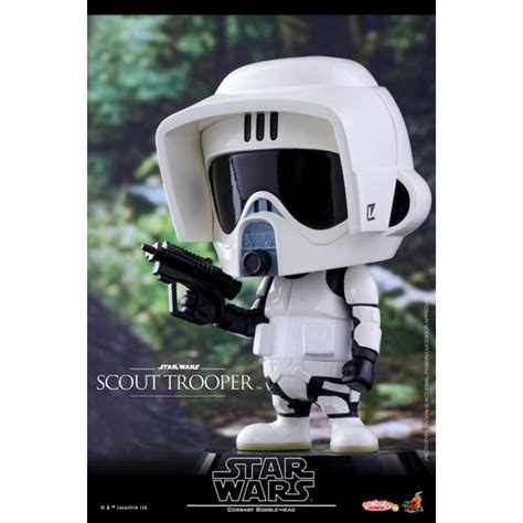 toys cosb310 wars cosbaby s bobble series scout trooper
