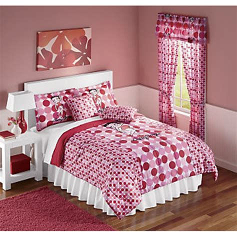 betty boop comforter red dots style