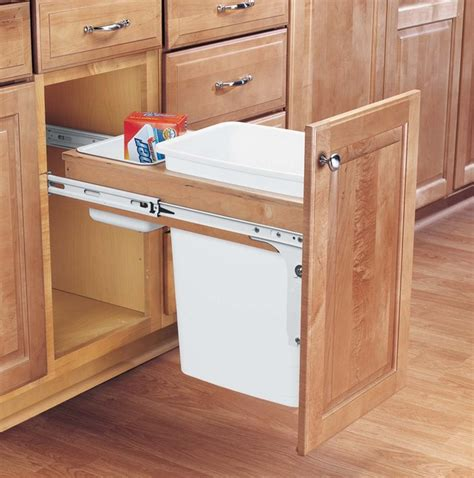 woodwork wooden storage for kitchen garbage can pdf plans