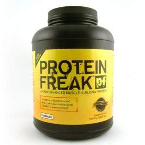 Protein Freak pharmafreak protein freak supplement judge