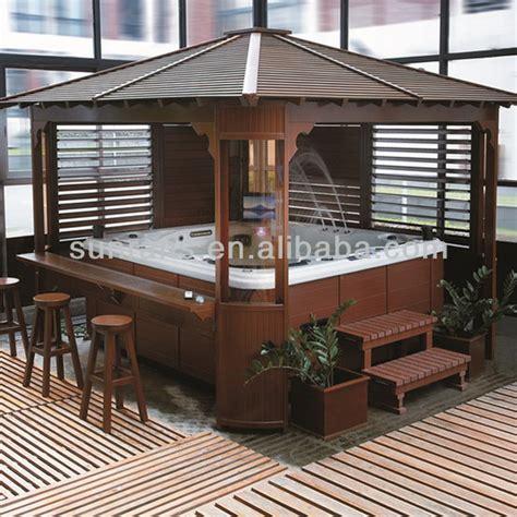 box doccia cinesi doccia giardino legno doccia da esterno rame e cemento