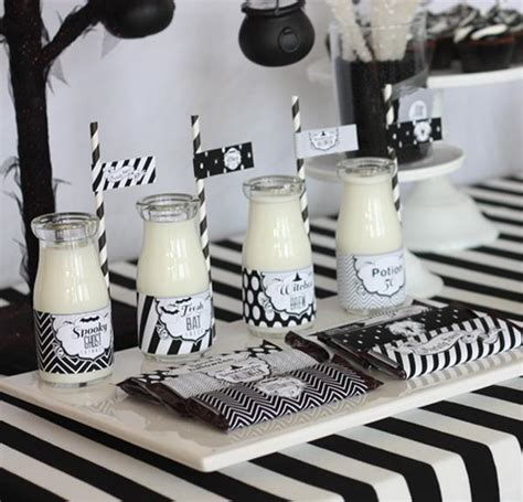 themes for all black parties black and white party food ideas party themes inspiration