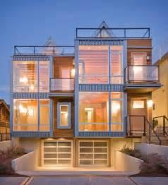 moder home modern house contemporist