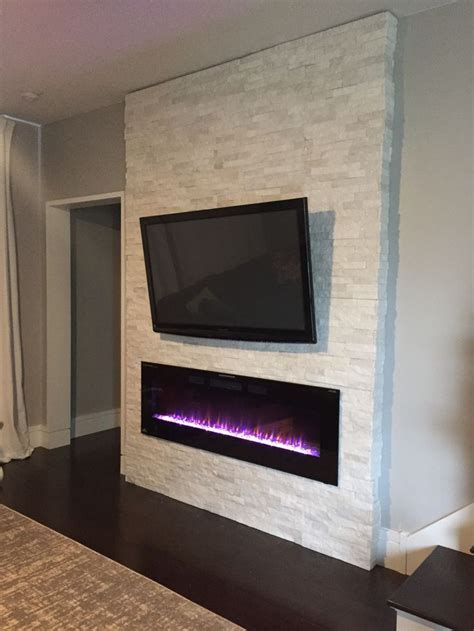 In The Wall Electric Fireplace by 25 Best Ideas About Wall Mount Electric Fireplace On