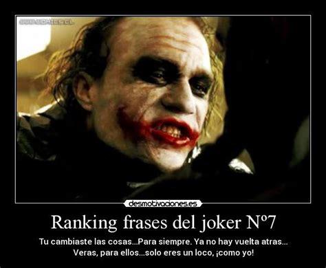 imagenes con frases del joker ranking frases del joker n 186 7 desmotivaciones