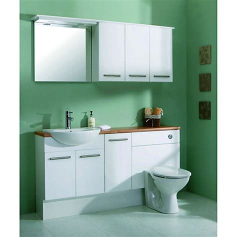 wikes bathroom wickes seville single base unit white 300mm wickes co uk