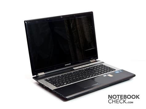 Samsung Laptop Review Samsung Rf711 S02de Notebook Notebookcheck Net Reviews