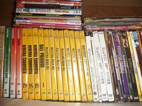 koji je format za dvd player dvd kolekcija cena je za jedan dvd iz sadržaja