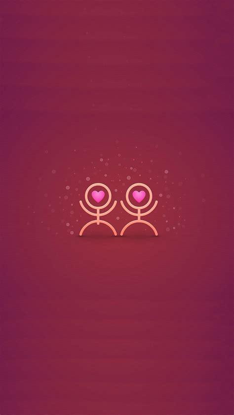 cute hd wallpapers for iphone 6 1080x1920 cute love design iphone 6 plus wallpaper hd