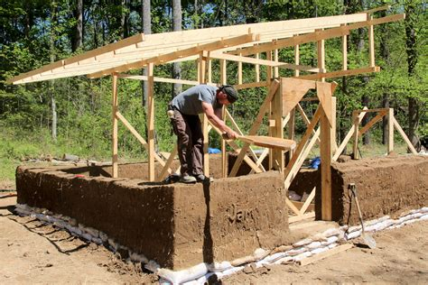 how to build own house this cob house offers plans for a 4 500 cob home