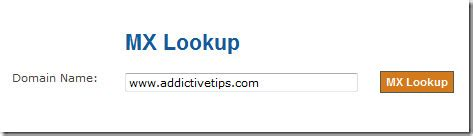 Mx Lookup Check Mx Records For Your Domain With Mx Lookup Tool