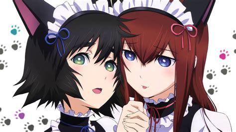 Anime U by Anime Anime Steins Gate Makise Kurisu