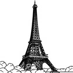 eiffel tower coloring page free printable eiffel tower coloring pages for