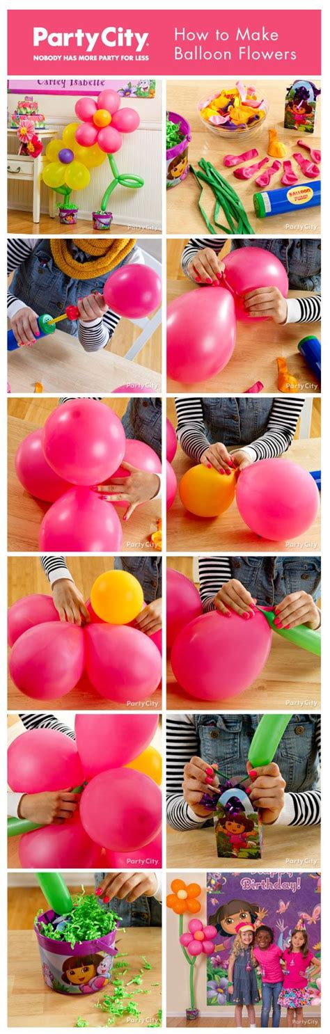 How To Make Decorations For Birthday by 7 Lovable Easy Balloon Decoration Ideas Part 1