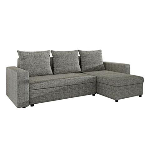 sofa mit zwei ottomanen ecksofa top sofa eckcouch mit schlaffunktion