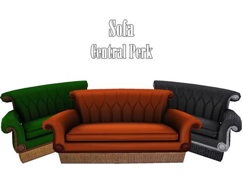 central perk couch kiolometro s central perk sofa