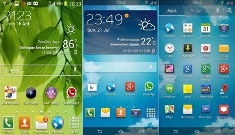 touchwiz launcher apk samsung touchwiz 5 launcher for android phones techdiscussion downloads