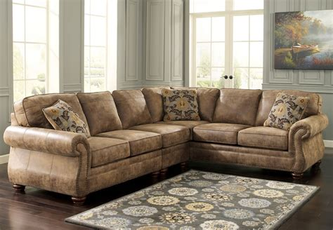 Traditional Leather Sectional Sofa traditional sectional sofa set from leather plushemisphere