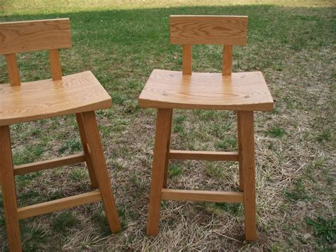 Asian Style Bar Stools asian style bar stool with back rest