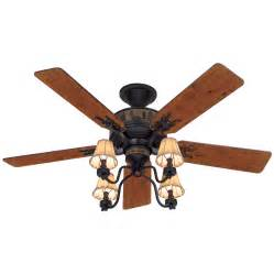 Standard Ceiling Fan Shop Adirondack 52 In Bronze Downrod Or