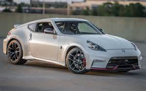 How Much Horsepower Does A Nissan 350z 2016 Nissan 370z Is Excitement Horsepower