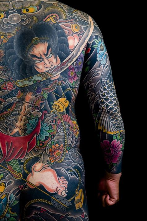 yakuza tattoo art pin by robert judson on tattoo pinterest
