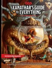 xanathar s guide to everything dungeons dragons paizo com dungeons dragons rpg xanathar s guide to