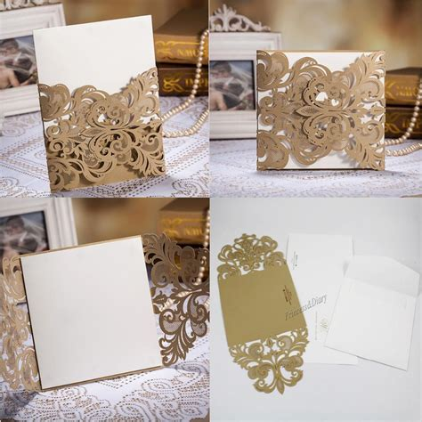 Wedding Suppliers by Staggering Wedding Invitation Supplies Only For You