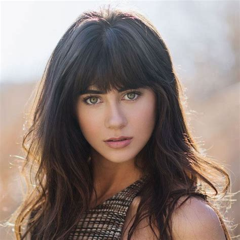 20 best long hair with bangs for women in 2018