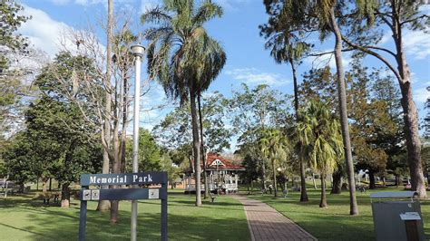 Garden Gympie Gympie Memorial Park