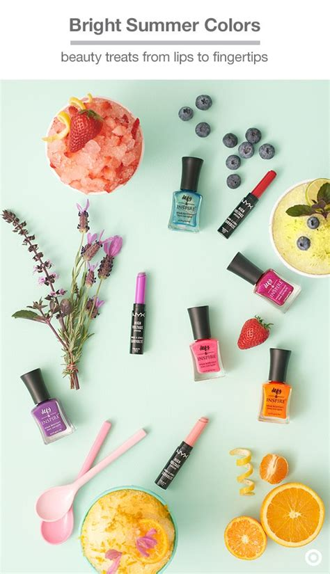 Bright Picks For Summer this summer treat your and fingertips to bright
