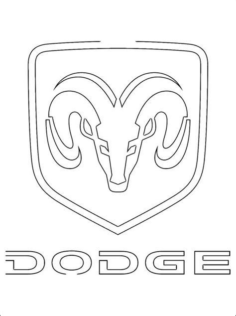 Auto Logo Bock by Cars Logos Coloring Book Pages Coloring Pages