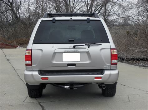 pathfinder nissan 2002 2002 nissan pathfinder trailer hitch hidden hitch
