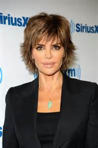 rena hairstyles 2015 lisa rinna at siriusxm studios in new york hawtcelebs