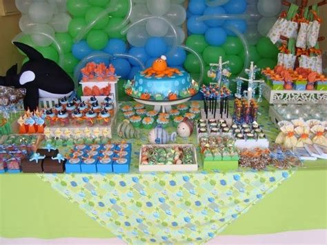 The Sea Baby Shower Theme southern blue celebrations more boy baby shower ideas inspirations
