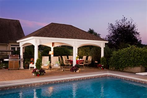 pool pavilion designs pool houses and pavilions new jersey pennsylvania