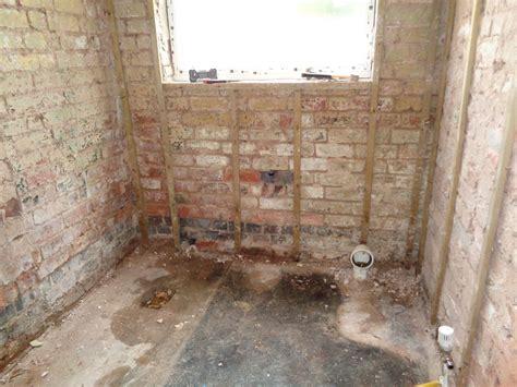 brick shaped bathroom tiles coventry bathrooms 187 bathroom walls back to brick