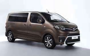 Toyota Vans 2018 Toyota Hiace News Specs Release Date Car