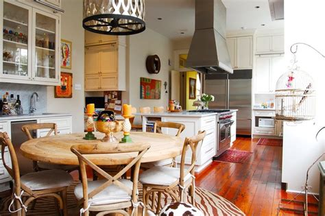 awesome 72 dining table kitchen eclectic with bright