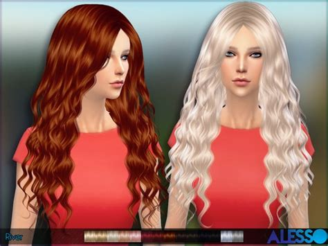 sims 4 cc long curly hair sims 4 mods archives page 45 of 186 sims 3 sims 4