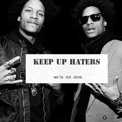 8tracks radio keep up haters we re not done 10 songs free and playlist
