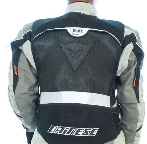 Test Motorrad Airbag Weste by 220 Berzeugender Schutz Airbag Westen F 252 R Motorradfahrer Welt