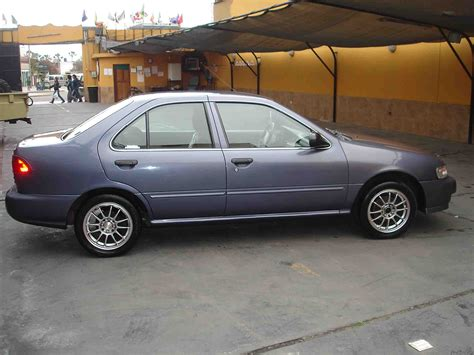 sentra nissan 2000 2000 nissan sentra information and photos momentcar